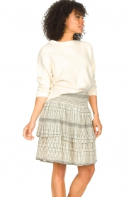 Set |  Knitted sweater Irene | natural  | Picture 6