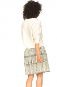 Set |  Knitted sweater Irene | natural  | Picture 7