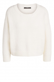 Set |  Knitted sweater Irene | natural  | Picture 1