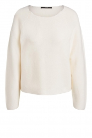 Set |  Organic cotton sweater Isa | natural  | Picture 1