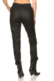 STUDIO AR BY ARMA | Leather pants Naomi | black  | Picture 6