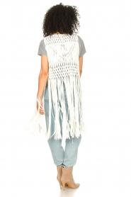 Set |  Sleeveless cardigan Minke | natural  | Picture 5