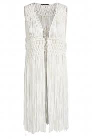 Set |  Sleeveless cardigan Minke | natural  | Picture 1