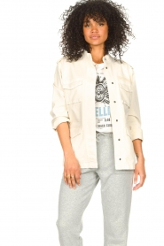 Set |  Utility jacket Maan | natural  | Picture 2