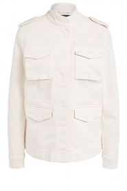 Set |  Utility jacket Maan | natural  | Picture 1
