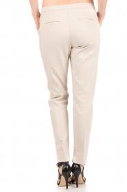 Aaiko | Pantalon Sarene | naturel  | Afbeelding 5
