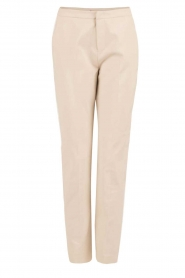 Aaiko | Pantalon Sarene | naturel  | Afbeelding 1
