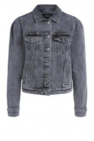 Set |  Denim jacket Flo | grey  | Picture 1