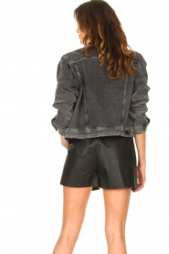 Set |  Denim jacket Flo | grey  | Picture 8