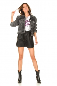 Set |  Denim jacket Flo | grey  | Picture 3