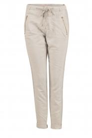 Aaiko |  Trousers Cammi | grey  | Picture 1