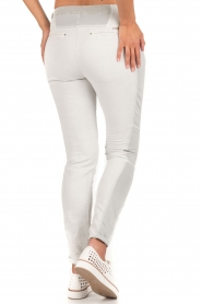 Aaiko |  Trousers Cammi | grey  | Picture 5