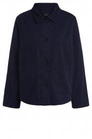 Set |  Jacket Isabelle | blue  | Picture 1