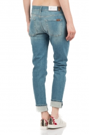 7 For All Mankind | Jeans Relaxed Skinny | blauw  | Afbeelding 5