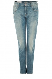 7 For All Mankind | Jeans Relaxed Skinny | blauw  | Afbeelding 1