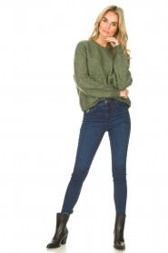 Lois Jeans |  Skinny jeans L34 Celia | dark blue  | Picture 2
