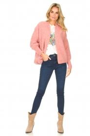 Lois Jeans |  Skinny jeans L34 Celia | dark blue  | Picture 3