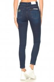 Lois Jeans |  Skinny jeans L34 Celia | dark blue  | Picture 5
