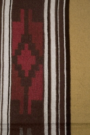 Antik Batik | Sjaal Marlon | groen  | Afbeelding 4