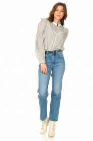 Lois Jeans |  Straight fit jeans River | blue   | Picture 2