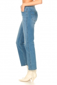 Lois Jeans |  Straight fit jeans River | blue   | Picture 5