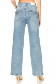 Lois Jeans |  Wide leg stretch jeans Rachel | blue  | Picture 7