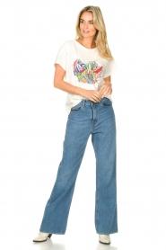 Lois Jeans    Wide leg jeans L32 Ninette   blue    Picture 2