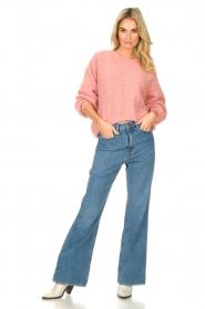 Lois Jeans    Wide leg jeans L32 Ninette   blue    Picture 3