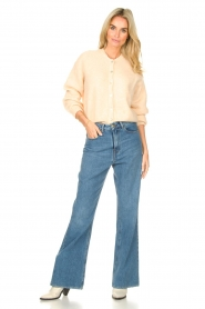Lois Jeans    Wide leg jeans L32 Ninette   blue    Picture 4
