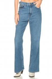 Lois Jeans    Wide leg jeans L32 Ninette   blue    Picture 5