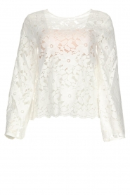 Hipanema |  Lace top Ivy | white  | Picture 1
