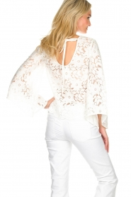 Hipanema |  Lace top Ivy | white  | Picture 5