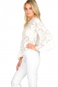 Hipanema |  Lace top Ivy | white  | Picture 4