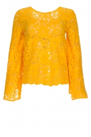 Hipanema | Lace top Ivy | yellow  | Picture 1