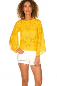 Hipanema | Lace top Ivy | yellow  | Picture 2