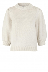 Second Female |  naturel | Cotton sweater Mynte   | Picture 1