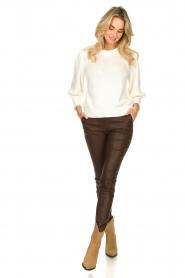 Second Female |  Sweater Mynte | naturel  | Picture 3