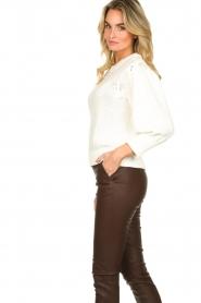 Second Female |  Sweater Mynte | naturel  | Picture 5