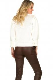 Second Female |  Sweater Mynte | naturel  | Picture 6