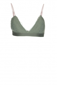 Love Stories | Kanten bralette Darling | Groen  | Afbeelding 1