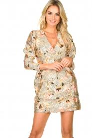 Second Female |  Floral mini dress Eske | multi  | Picture 4