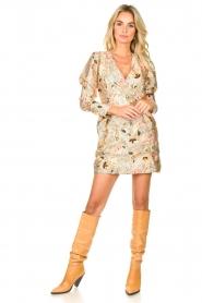 Second Female |  Floral mini dress Eske | multi  | Picture 3