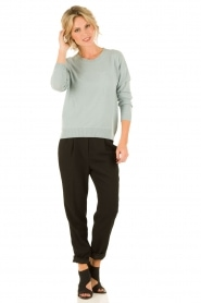 Cashmere sweater Beau | blue
