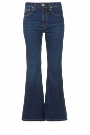 Lois Jeans    High waist flared jeans Riley L32   blue    Picture 1