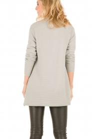 Cashmere cardigan Kimberly | light grey