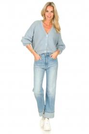 Lois Jeans |  Straight fit jeans River | light blue  | Picture 3