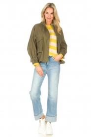 Lois Jeans |  Straight fit jeans River | light blue  | Picture 2