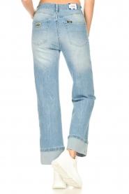 Lois Jeans |  Straight fit jeans River | light blue  | Picture 6