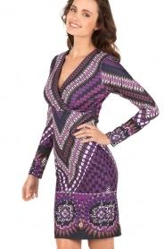 Dress Amber | purple