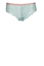 Love Stories |  Lace briefs Dragonfly | Blue   | Picture 1